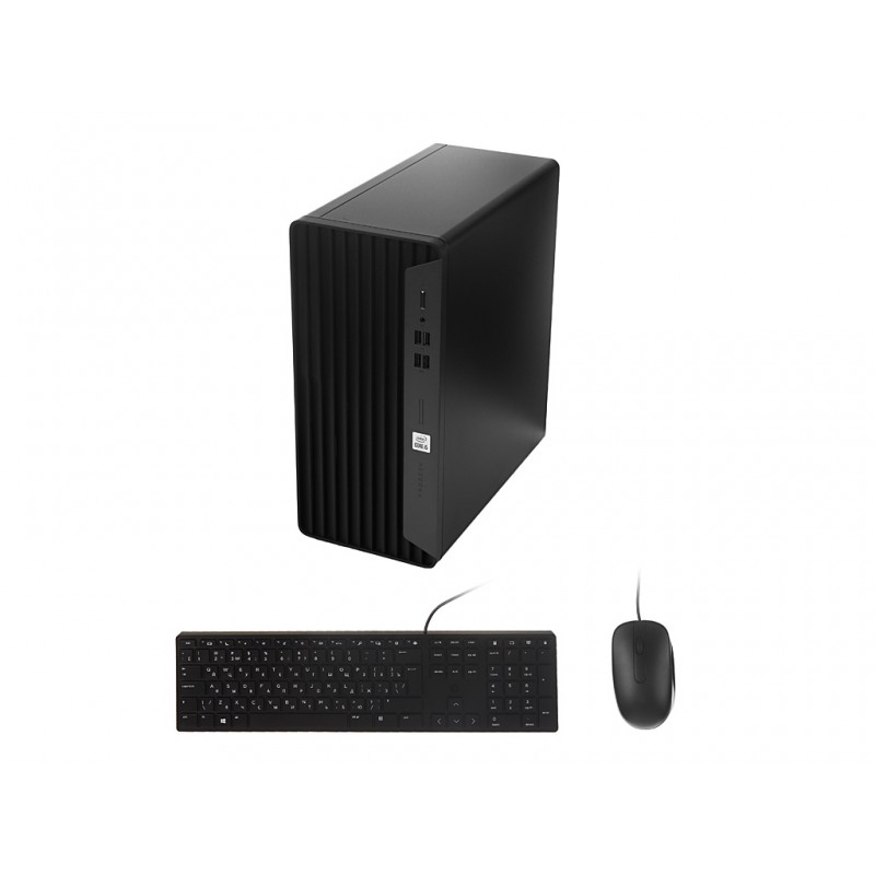 Настольный компьютер HP ProDesk 400 G7 MT 293T6EA (Intel Core i5-10500 3.1GHz/8192Mb/256Gb SSD/DVD-RW/Intel UHD Graphics/Windows 10 64-bit)