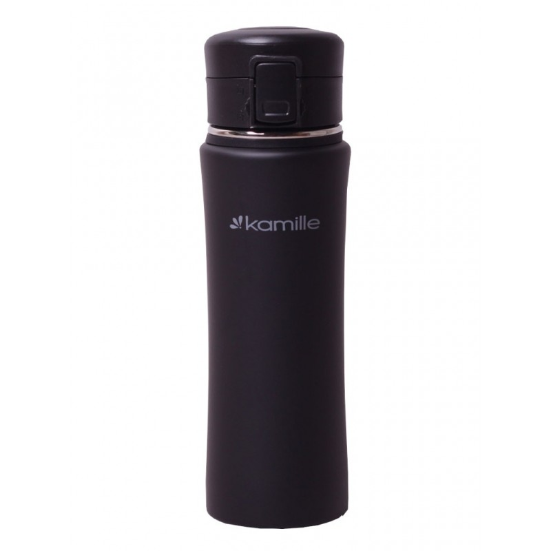Бутылка Kamille 2066 500ml Black