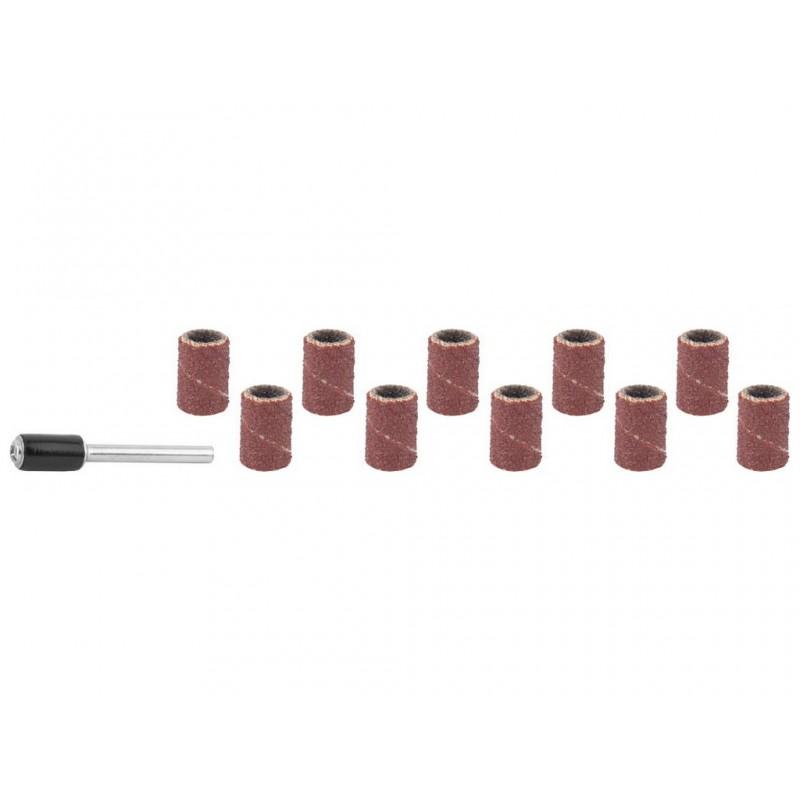 Насадка Stayer Цилиндр шлифовальный, абразивный 10шт 29919-H10