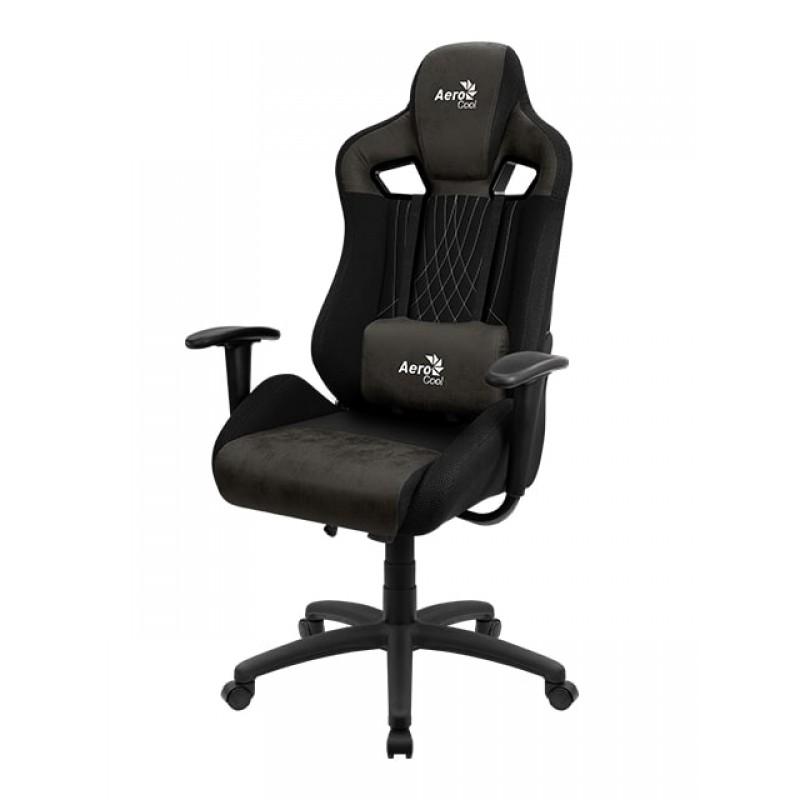 Компьютерное кресло AeroCool EARL Iron Black
