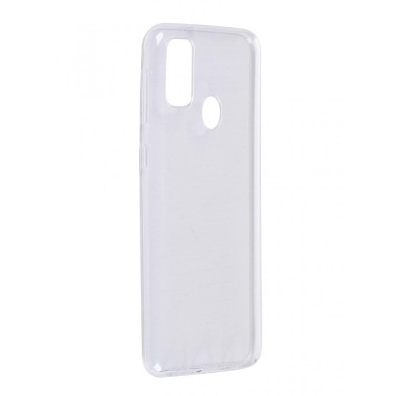 Чехол Zibelino для Samsung Galaxy M21/M30s M215 / M307 Ultra Thin Case Transparent ZUTC-SAM-M21-WH