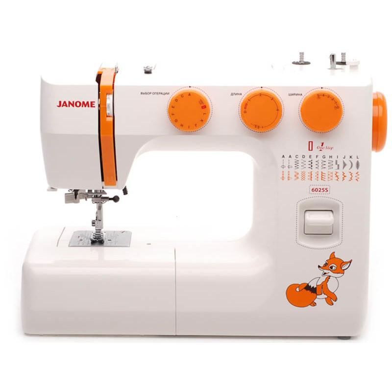 Швейная машинка Janome Juno 5025S