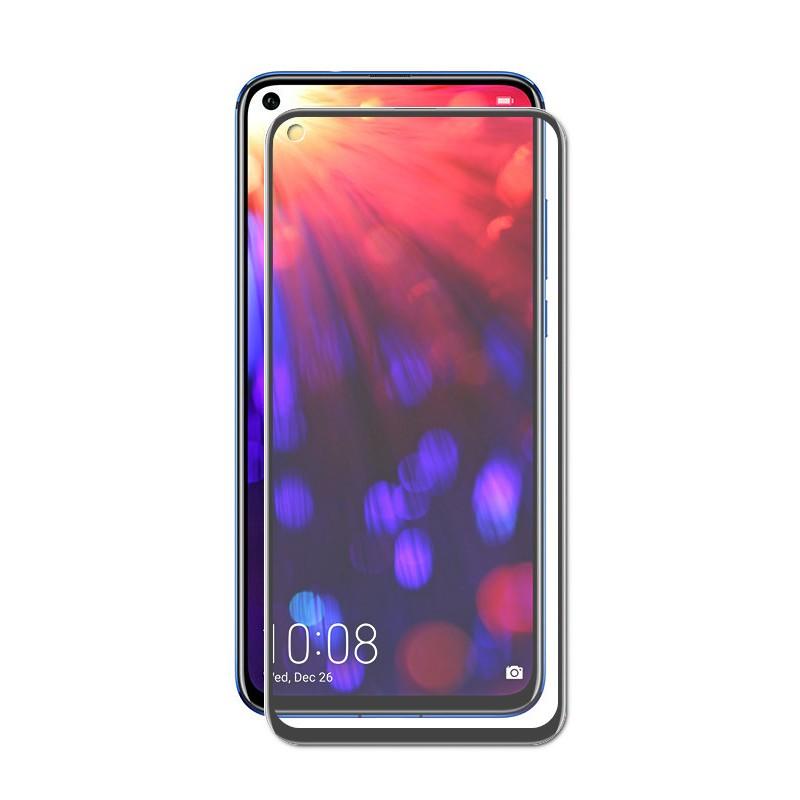 Защитный экран Red Line для Honor 30 Full Screen Tempered Glass Full Glue Black УТ000020913