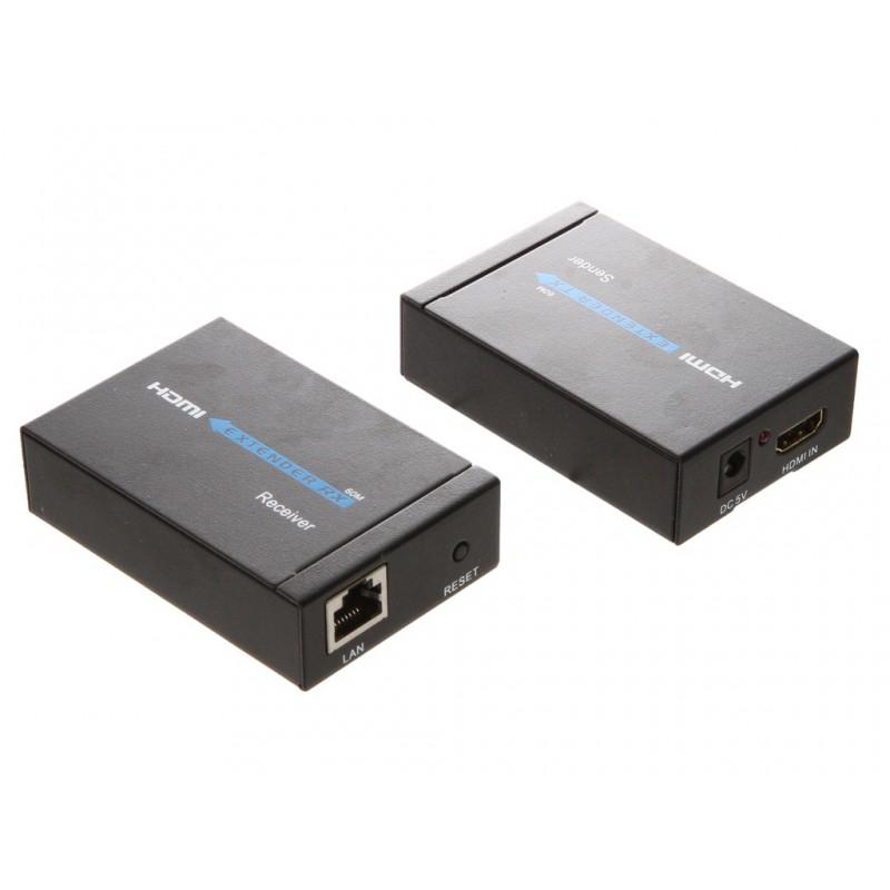 Аксессуар Palmexx Удлинитель HDMI 60m PX/EXT-HDMI-60M